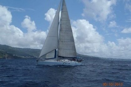 Rental Sailboat Construction amateur Paladin 18m Martinique