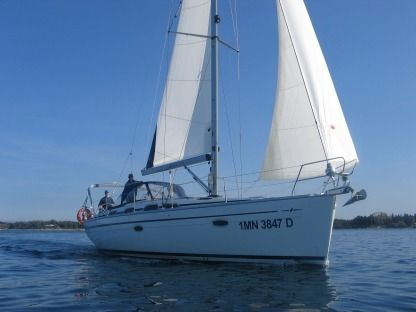 Rental Sailboat Bavaria 40Cruiser Grado