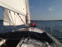 Sailboat Bavaria 37 C for hire