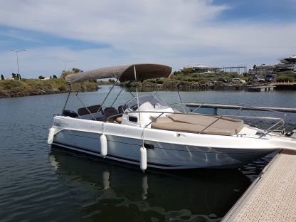 Charter Motorboat B2 Marine Capferret 672Sd Carnon-Plage