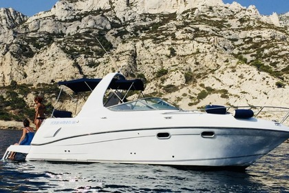Miete Motorboot FOUR WINNS 348 Marseille