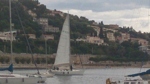 Sailboat Beneteau First 38S5 for hire