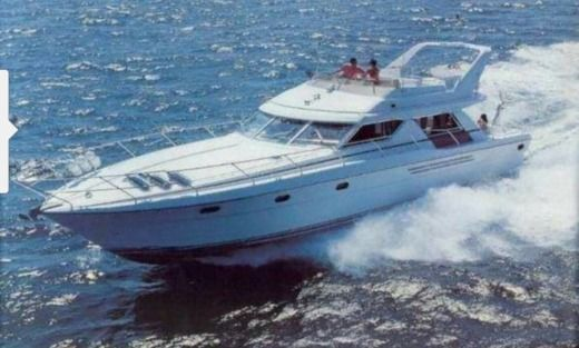 Marine Project Princess 55 Flybridge a Port-Saint-Louis-du-Rhône da noleggiare