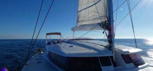 Location Catamaran Fountaine Pajot Sanya 57 Le Marin