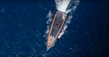 Charter Motorboat Wally Power 64 Beaulieu-sur-Mer