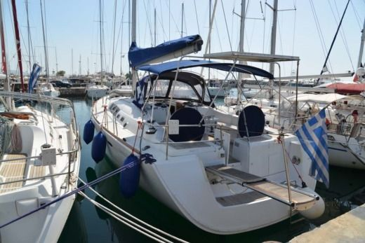 Sailboat Beneteau Oceanis 54 for hire