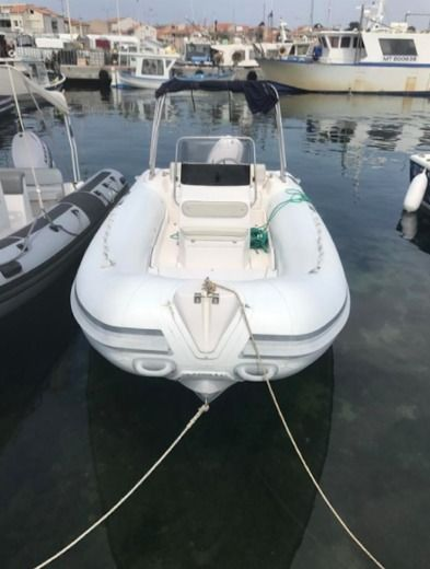 Location Semi-rigide Selva Marine 600 Martigues