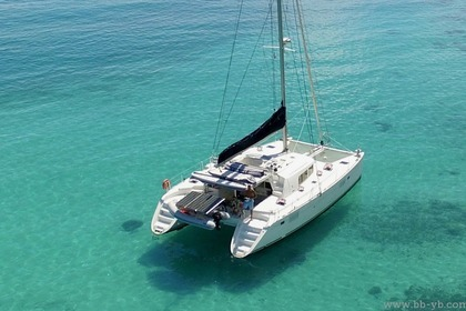 Location Catamaran LAGOON LAGOON 440 Majorque