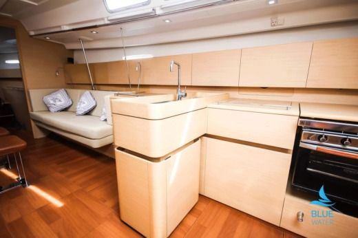 Sailboat Beneteau First 50 for hire