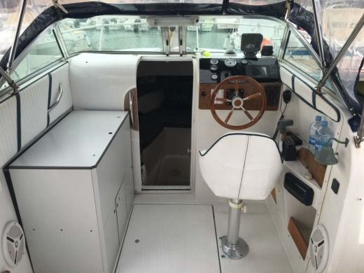 Motorboat San Remo 750 Sport for hire