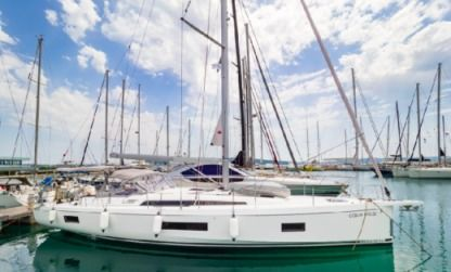 Charter Sailboat Beneteau 51.1 Split