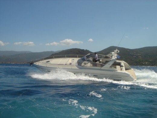 FIART MARE GENIUS 42 in Ajaccio for hire