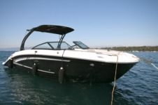 Charter Motorboat Searay 270 Sundeck Cannes
