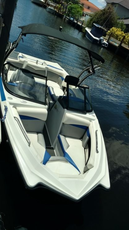 Rental Motorboat Tigé R20 Fort Lauderdale