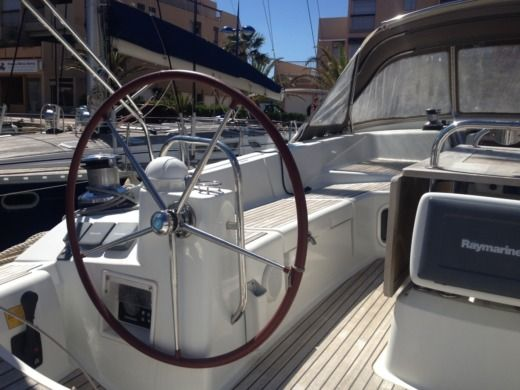 Sailboat Jeanneau Jeanneau Yacht 53 for hire