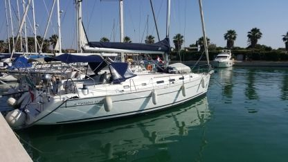 Rental Sailboat Beneteau Cyclades 43.4 Capo d'Orlando
