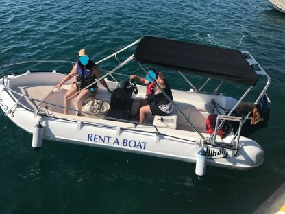 Rental Motorboat Whaly Boats Whaly 435 L'Estartit