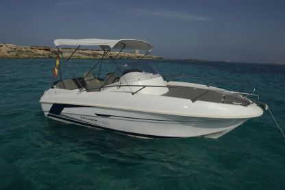 Rental Motorboat Beneteau Flyer 550 Sun Deck Ibiza