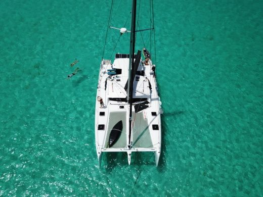 Rental Catamaran Outremer Outremer 51 Arrondissement of Le Marin