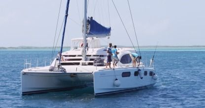 Location Catamaran Leopard - Robertson & Caine 46 Gran Roque