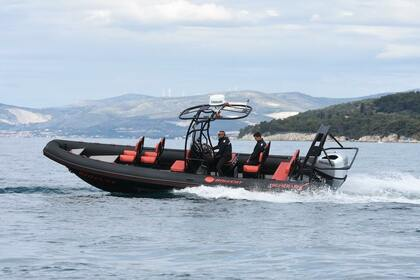 Hire RIB Highfield Patrol 860 Split
