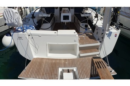 Miete Segelboot Dufour Dufour 390 Grand Large Rogoznica