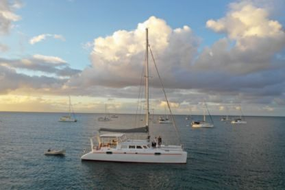 Rental Catamaran Tropic Niominka 52 Pointe-a-Pitre