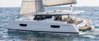 Location Catamaran Fountaine Pajot Astrea 42 With Watermaker & A/c - Plus Saint-Mandrier-sur-Mer