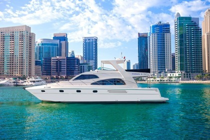 Hire Motor yacht Gulf Craft 55 Dubai