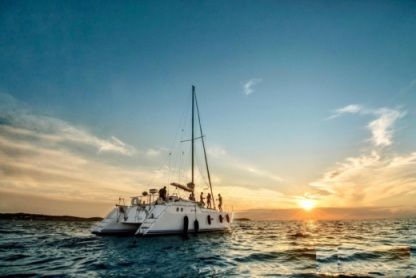 Location Catamaran Catamaran 43 Ibiza