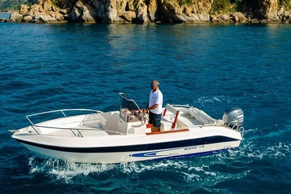 Charter Motorboat Mano Marine Manò 19 Cefalù