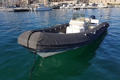 Location Semi-rigide VALIANT Vanguard 750 Marseille