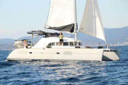 Location Catamaran Beneteau Lagoon 380 Cannes
