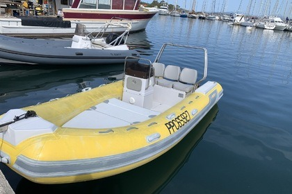 Location Semi-rigide Master 520 open Bandol