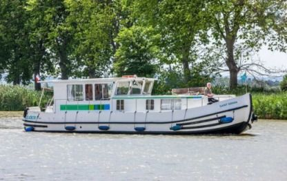 Charter Houseboat Pénichettes® P1260R Terrasse Briare