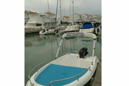 Rental Motorboat Estable 400 Castellón