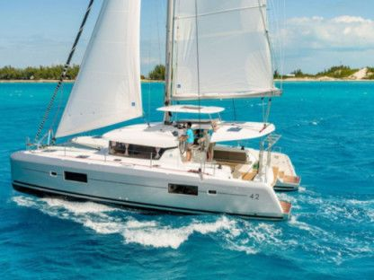 Location Catamaran Lagoon 42 Palma