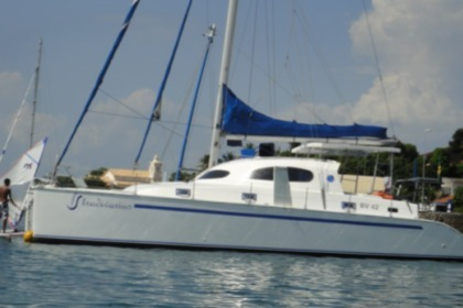 Location Catamaran Catamaran BV 42 Salvador