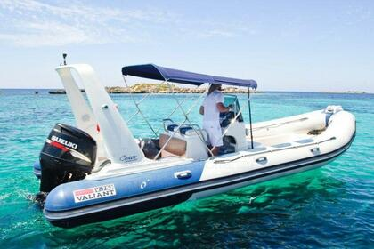 Location Semi-rigide Valiant V 750 Cruiser Porto-Vecchio