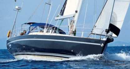 Charter Sailboat Ocean Yachts Ocean Star 56.1 Athens