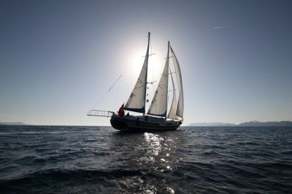 Rental Sailboat Ece Yachting Deluxe Fethiye
