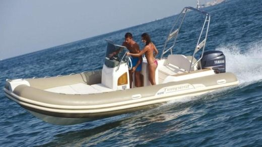 RIB Capelli Tempest 626 peer-to-peer