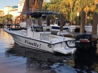 Motorboat Dusky Marine 203 4-S for rental