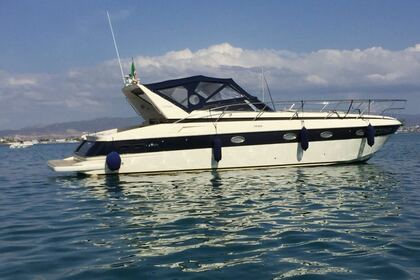 Hire Motorboat Ilver 41 Mirable Cagliari