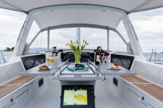 Beneteau Oceanis 45 in Trogir peer-to-peer