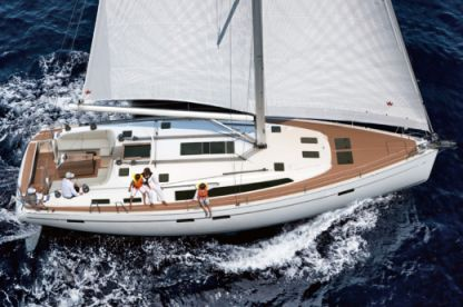 Charter Sailboat Bavaria Cruiser 51 lefkas