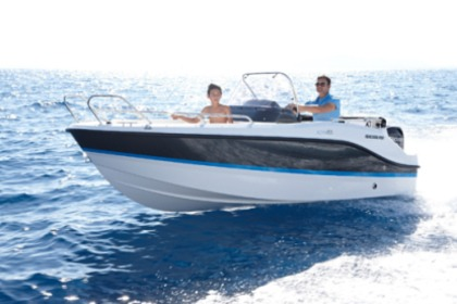 Hire Motorboat Quicksilver Activ 455 Open Setubal