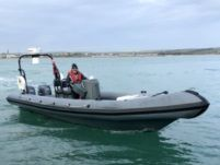Dk Boats 26Ft Category 3 Commercial Rib – 6 Man in Weymouth for hire