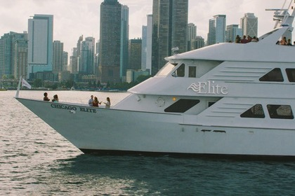 Location Yacht Luxury yacht 112 Chicago