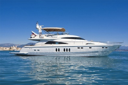 Location Yacht FAIRLINE SQUADRON 78 Antibes